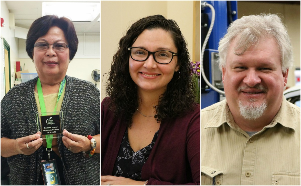 Three New Kennedy Staff Featured