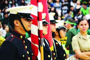 Kennedy JROTC Photo by Bruce Tran