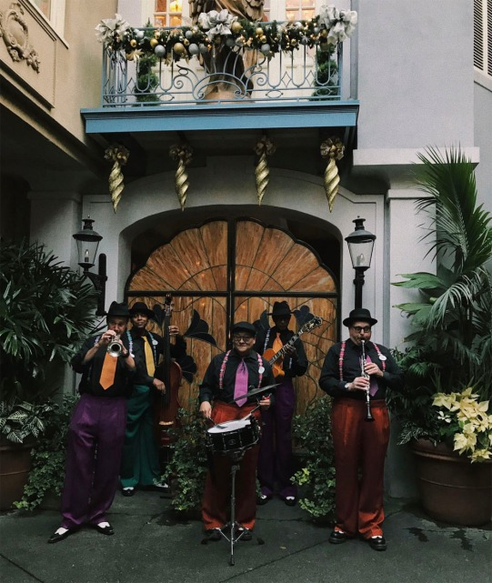 "17-SOUND by Adrianna Iorio ""The jazz band in New Orleans Square plays a beautiful tune at Disneyland."""