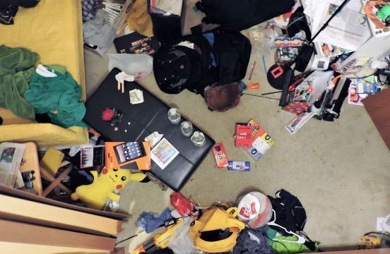 """7-CHANGES TO COME in 2018 by Christopher Wong. """"Though a clean, organized room tops my New Year's resolution list every year, the results make my parents yearn for more. Hopefully, this year I can contain my quirks."""""""