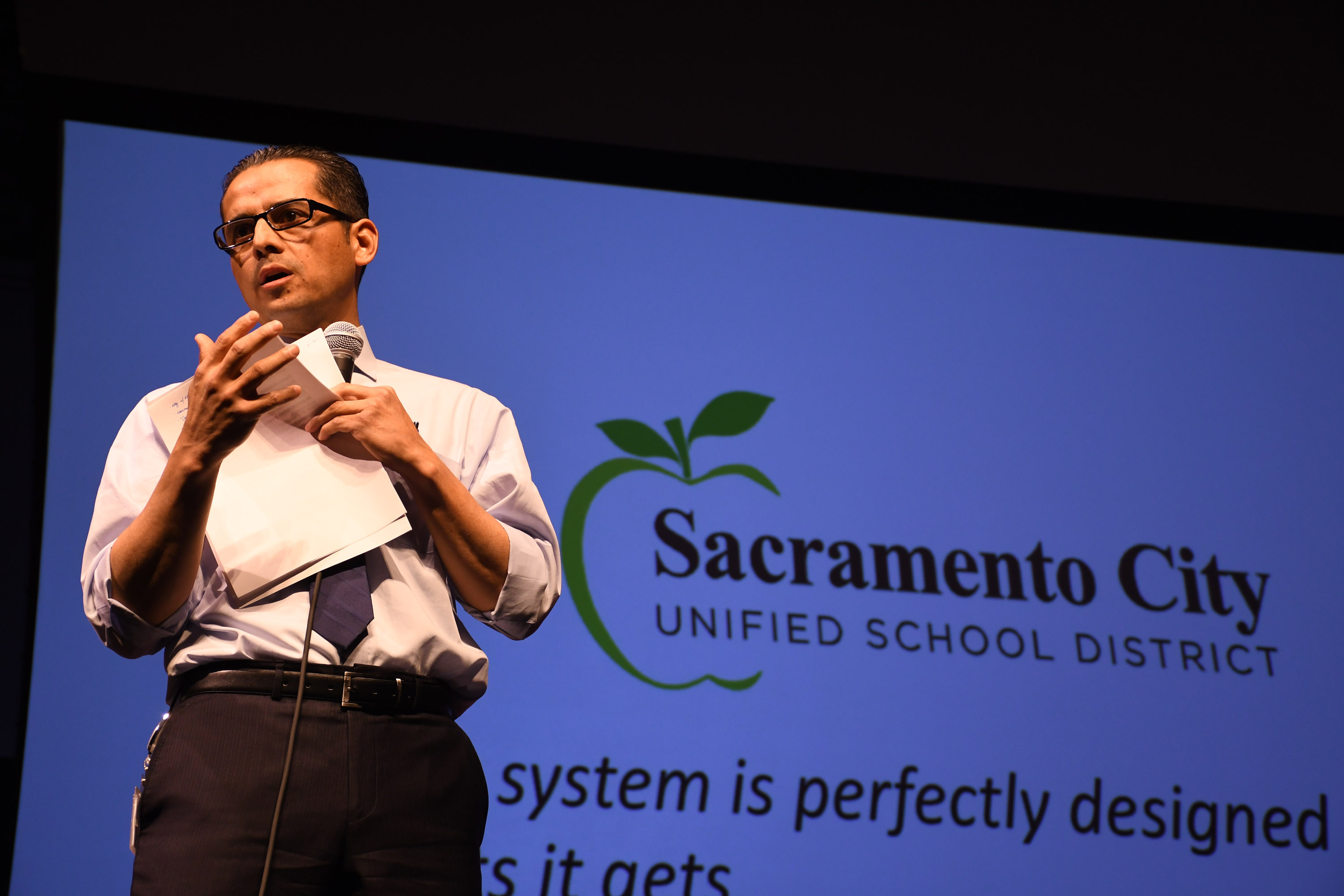 Superintendent Aguilar Addresses Inequity Within Specialty Programs