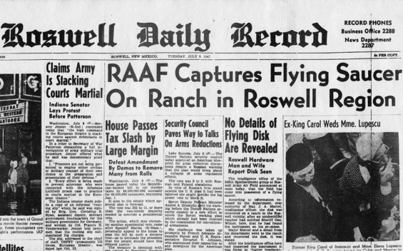 Roswell Daily Record