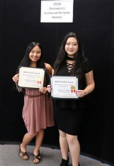 Award-Kimberly&Jenelle